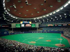 Olympic Stadium was a building catastrophe from the get go. It was a contributing factor of the Expos leaving Montreal. Having said that, it would have been really cool if the North America opener were to have been opened in Montreal, with a series with Toronto and the New York Mets. Instead the series in an exhibition. At least the Canadian stadium has hosted regular season MLB games.