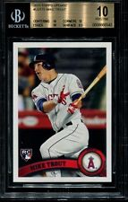 2011 topps mike trout