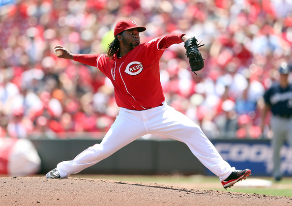 Johnny Cueto is 97 - 70 (.578) career with a 3.30 ERA however he has put forth a 2.71 ERA since the start of the 2011 year. Much like his new team, Cueto has performed better in the even years of this decade, where he finished 2nd in Cy Young Voting in 2012 and 4th in 2014 Cy Young Voting.