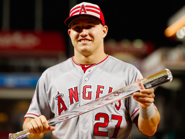 Mike Trout needs some help in the lineup. The club would help itself immensely if they could acquire a leadoff Left Handed Batter, who drew walks and could play the OF. Oh, wait. Dexter Fowler is available, and woildn't cost and arm and a leg. Trout would sure love the help.