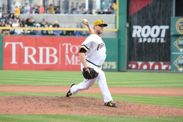 With so much uncertainty in the air about Mark Melancon's fate with the club, I can't pick Tony Watson to win this category for a 2nd straight year. He was also the runner up in the 2014 season. I say he is the Closer in the 2nd half of the year. His teammate Jared Hughes will get plenty of opportunities all year in late inning relief.