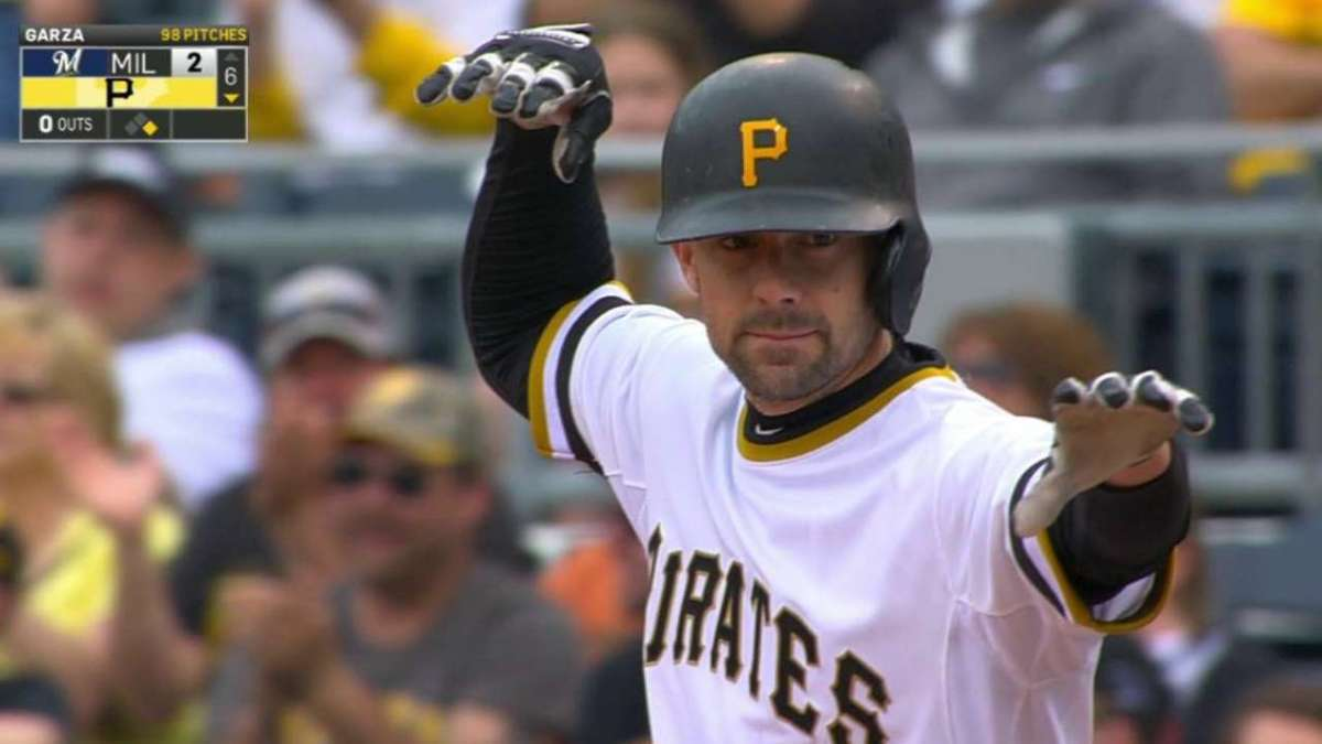 Interview - Pittsburgh Pirates Catcher Chris Stewart