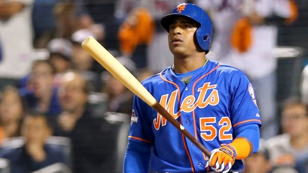 If Cespedes stays in New York past 2016 - instead of the using his opt out clause it probably means he would have not had a great season. Should he crush the ball all campaign - and hit the open market, odds are good he will be flashing a uniform with an American League franchise in 2017 based on recent history. It is the evolution of the more talented offensive players migrating to the AL in my opinion, on how the Junior Circuit has crushed the Senior Circuit in Interleague over the last decade.