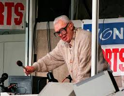 I heard the 7th inning stretch more times than I would like to recall in 2016, however at Wrigley Field it always means more because of Harry Caray's singing years ago.