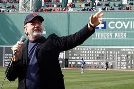 Who can forget Neil Diamond singing Sweet Caroline at Fenway Park right after the Boston Marathon bombing?