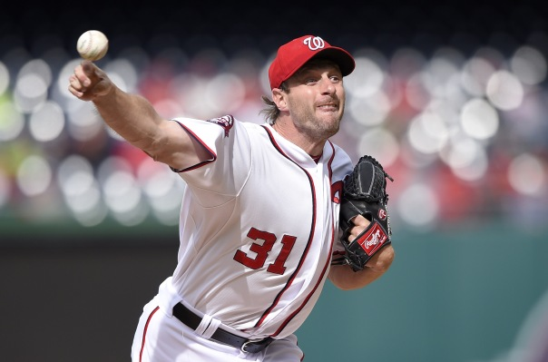 Max Scherzer was in the running for NL Cy Young Voting in the 1st half of 2015. Despite a small hiccup in July and August - he still authored 2 no hitters for the season, with 2 near misses. His increased stamina in games, with pinpoint accuracy has seen the man improve every year for the last 5
