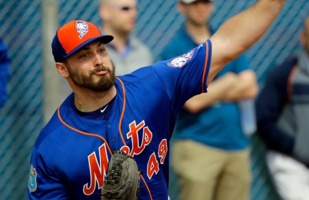 NY Mets Josh Smoker