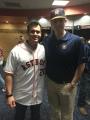 Exclusive Interview With Houston Astros Outfielder, PrestonTucker