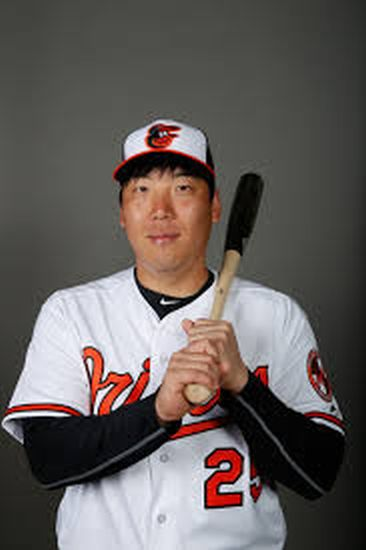 Take a Look at Kim. Make it a long one here, as it may be the only post we ever do on this guy ever again.Hyun Soo-Kim has no extrra base hits, and has only seen 71 pitches in his 46 Spring Traning Plate Appereances.