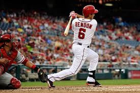 Anthony Rendon was a Silver Slugger winner at 2B during the 2014 - where he finished the year leading the National League with 111 Runs, and was voted a top 5 MVP finalist for his efforts. Rendon entered the 2015 with a knee injury. When he got back - he was less than impressive, and Matt Williams opted to play hot hitting Yunel Escobar a lot more. The latter has been traded, clearing the deck to start the year at the hot corner, and reaffirm his standing at the top of the Nats lineup in 2016.
