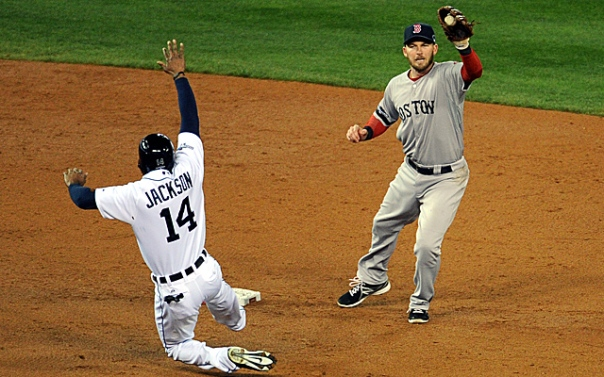 MLB: ALCS-Boston Red Sox at Detroit Tigers
