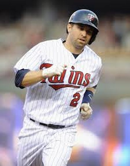Brian Dozier has consistently put up great power and leadoff numbers for the Minnesota Twins thus far in  his career. ampaign.  The 27 Year Old 8th RD pick from the 2009 Draft for Minny, leads the AL in AB (195) and Runs Scored (38).  This goes nice with 10 HRs, 30 BB, 12 SB and 22 RBI.  Dozier's line is .250/.369/.463.  If he keeps this up, he may join Joe Mauer at the ALL - Star Game at Target Field in mid July.
