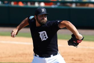 Fulmer, Michael Tigers uniform