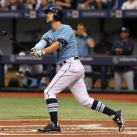 Tampa Bay Rays' Outfielder, Steven Souza, Makes One Of The Best Catches You Will See All Year