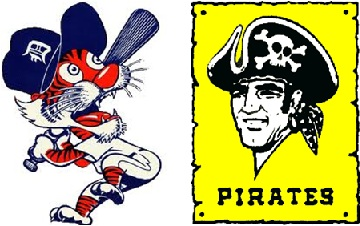 tigers vs pirates