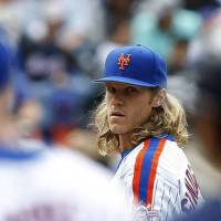 "WATCH: Noah ""Thor"" Syndergaard Gets Ejected After Throwing Behind Chase Utley"
