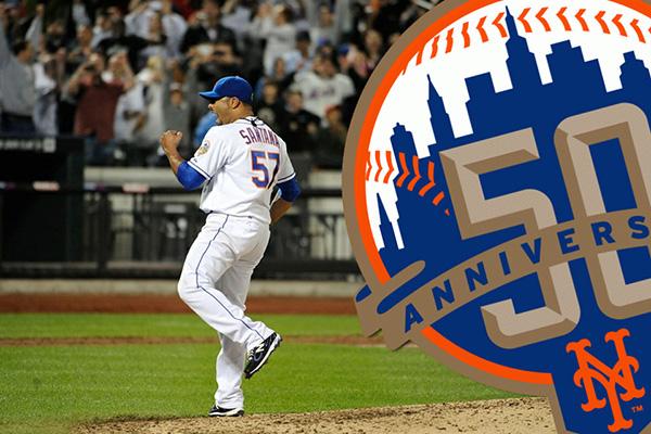 The Night Johan Santana Threw the First No-Hitter in Mets History