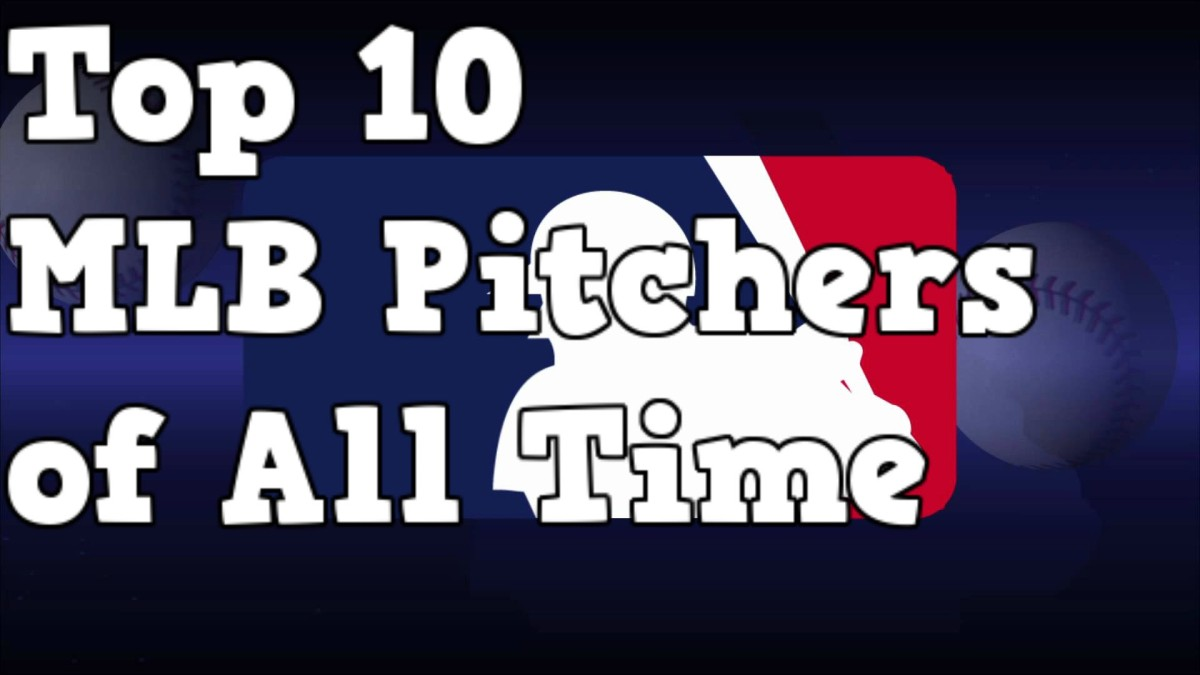 [Poll] Top 10 Greatest MLB Pitchers Of All Time