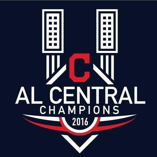 Image result for indians al champs logo