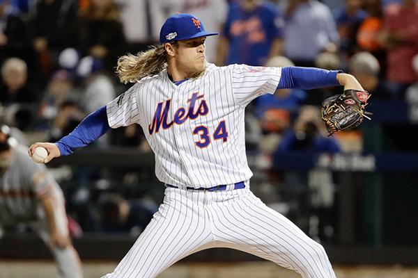 Noah Syndergaard NY Mets